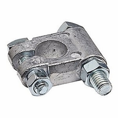 Positive Battery Terminal Clamp for 2.5 Ton and 5 Ton Military Trucks, MS75004-1