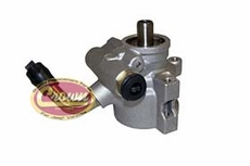 Power Steering Pump, 1991-1995 Jeep Wrangler YJ with Remote Reservoir