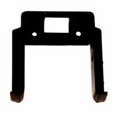 Rear Seat to Wheelhouse Support, 1941-1945 MG and Ford GPW  A-2830