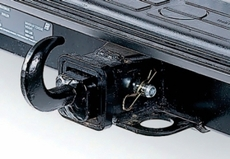 Receiver Tow Hook by Rugged Ridge