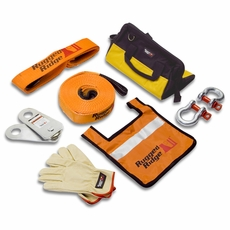 XHD Recovery Gear Kit, 20,000 Pounds by Rugged Ridge