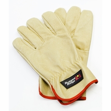Recovery Gloves, Leather by Rugged Ridge