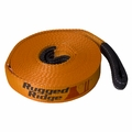 Recovery Strap, 3-inch x 30 feet by Rugged Ridge
