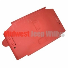Reproduction Battery Tray for 1941-1945 Willys Jeep MB, 1945-1948 CJ2A