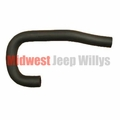 Replacement Fuel Vent Hose for 1976 Jeep CJ5, CJ7 with Steel 15 Gallon Gas Tank Only