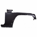 Replacement Passenger Side Front Fender, 2007-14 Jeep Wrangler JK