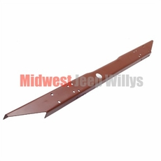 Replacement Rear Frame Crossmember, Fits 1950-1952 Willys Jeep M38 Models
