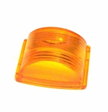Replacement Side Clearance Marker Light Amber Lens, NSN#  6220-00-299-7425