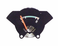 Replacement Water Temperature Gauge, Fits 1976-84 Jeep SJ Wagoneer, Cherokee, J-10, J-20