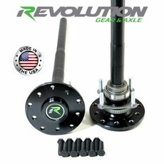 Revolution Gear & Axle 2007-2017 Jeep Wrangler JK Rubicon US Made Rear Axle Kit, 32 Spine