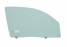 Right Side Door Glass, 2005-2007 Toyota Tacoma Crew Cab, Right Side