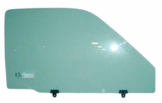 Right Side Door Glass, W/O Vent Glass, 1990-1995 Toyota Truck, Right Side