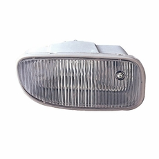 Right Side Fog Light, 1999-03 Jeep Grand Cherokee