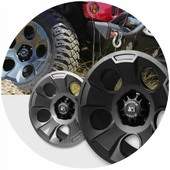 Rugged Ridge Jeep Wheels