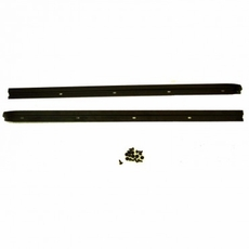 Windshield Channel, Drill, 76-95 Jeep CJ and Wrangler by Rugged Ridge