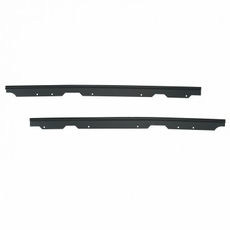 Windshield Channel, Drill, 97-02 Jeep Wrangler by Rugged Ridge