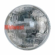 Sealed Beam Headlight, 12 Volt, Fits 1957-1975 Jeep CJ5, CJ6 & Willys Models
