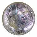 Sealed Beam Headlight, Round, fits 1969-1986 Jeep CJ5, CJ7, CJ8, 12 Volt