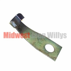 Shift Lever Anti Rattle Spring, fits 1941-53 Jeep & Willys with Dana 18 Transfer Case
