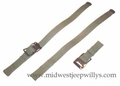 Shovel and axe strap assembly 1941-45 MB, GPW    A-3135K