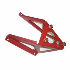 Spare wheel support bracket assembly, 3 stud 1941-45 MB, GPW   A-2359X