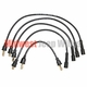 Spark Plug Wire Set, Fits 1941-1953 Jeep & Willys with 4-134 L-Head engine