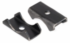 Weld On Leaf Spring Perch, 2-Inches Wide by Rugged Ridge