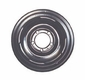 "Steel Civilian Wheel Rim 16"" for All 4WD Willys Vehicles 1941-71"