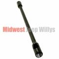 Replacement Steering Drag Link, Fits 1941-1945 Willys Jeep MB, 1941-1945 Ford GPW