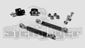 "Steinjager Front Sway Bar Link Kit, 2"" Lift, fits 1997-2006 Jeep Wrangler TJ"