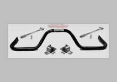 """Steinjager Rear Sway Bar Kit, 6"""" Lift, with Quick Disconnect End Links, fits 1997-2006 Jeep Wrangler TJ"""