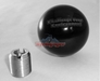 Steinjager Transmission Shift Knob, Challenge Your Environment, fits 1997-2006 Jeep Wrangler TJ
