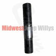 Front Axle Steering King Pin Cap Stud, 1941-1971 4WD Willys & Jeep Models
