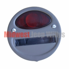 Left Side Service Tail light, Fits 1941-1945 Willys Jeep MB and Ford GPW Models