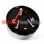 Replacement Temperature Gauge, 1957-1986 CJ3B, CJ5, CJ6, CJ7, CJ8 Scrambler