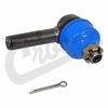 Tie Rod End, 1972-1986 Jeep CJ Models With Left Handed Thread, Passenger Side