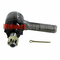 Tie Rod End Right Thread, CJ2A, CJ3A, CJ3B, DJ3A, CJ5, CJ6, Pickup Truck, Station Wagon, Sedan Delivery