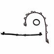 Timing Cover Gasket Set with Oil Seal Fits: 1976-90 CJ/Wrangler (w/ 6 cylinder 232, 258)   17449.01