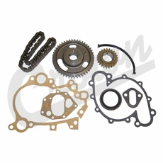 "Timing Kit for 1971-1986 Jeep Models with 5/8"" Wide Sprockets, 5.0L 304, 5.9L 360 Engine"