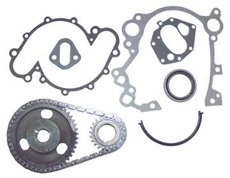 Timing Kit, Fits V8-304, 360 and 401 with Double Roller Chain