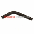 Upper Radiator Hose,�fits Willys Jeep CJ3A, DJ3A with Side Mounted Radiator