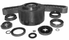Viscous Coupling & Seal and Chain KitFor 1997-1998 ZJs w/ 249 transfer case