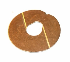 Washer, large bronze thrust  640409