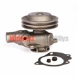 Water Pump with Double Groove Pulley, 1950-1952 Willys M38, 1952-1971 Willys M38A1