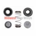 "Wheel Cylinder Repair Kit 7/8"" Fits 1946-1951 Truck, Station Wagon & Jeepster with Drum Brakes"