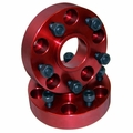 Wheel Spacers, 1.25-Inch Thick, fits 1941-86 Willys & Jeep Models
