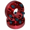 Wheel Spacers, 1.5 Inch, 07-17 Jeep Wrangler by Alloy USA