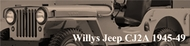 Willys Jeep CJ2A 1945-1949