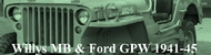 Willys MB & Ford GPW 1941-1945