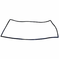 Windshield Glass Seal Rubber Molding for 1997-2001 Jeep Cherokee XJ